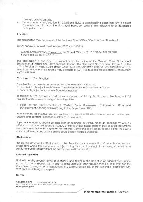 Re-advertising erf 453 NFV2