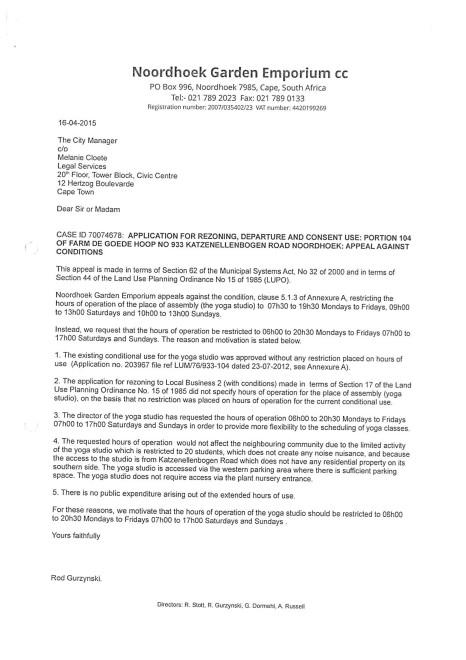 Appeal letter9